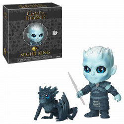 Figurine - 5 Star - Game of Thrones - Night King - Vinyl - Funko