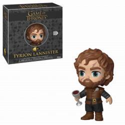 Figurine - 5 Star - Game of Thrones - Tyrion Lannister - Vinyl - Funko