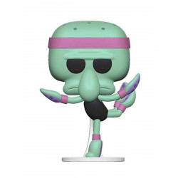Figurine - Pop! Animation - Bob l'Eponge - Squidward Ballerina - Vinyl - Funko