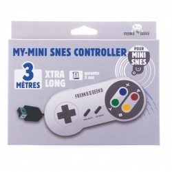 Accessoire - Mini Super NES - Manette Mini SNES - Freaks and Geeks