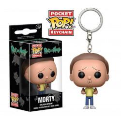 Porte-clé - Pocket Pop! Keychain - Rick and Morty - Morty - Funko