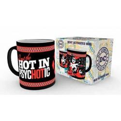 Mug / Tasse - DC Comics - Thermique Harley Quinn Psychotic - GB Eye
