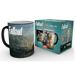 Mug / Tasse - Fallout - Dawn Thermique - 300 ml - GB Eye