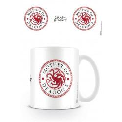 Mug / Tasse - Game of Thrones - Mother of Dragon's - Pyramid International