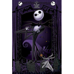 Poster - Disney - L'Etrange Noël de Mr Jack - It's Jack - 61 x 91 cm - Pyramid International