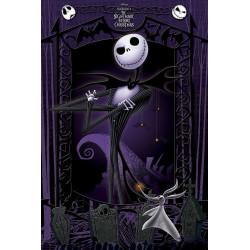 Poster - Disney - L'Etrange Noël de Mr Jack - It's Jack - 61 x 91 cm - Pyramid International