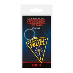 Porte-Clé - Stranger Things - Hawkins Police - Pyramid International