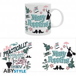Mug / Tasse - Disney - Mary Poppins - 320 ml - ABYstyle