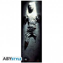 Poster de porte - Star Wars - Han Solo - 53 x 158 cm - ABYstyle