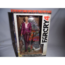 Figurine - Far Cry 4 - Pagan Min - 24 cm - UBI Collectibles