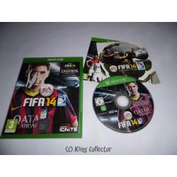 Jeu Xbox One - FIFA 14