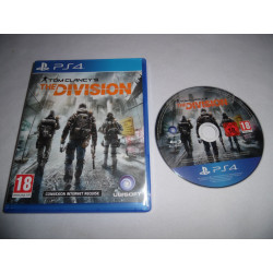 Jeu Playstation 4 - Tom Clancy's The Division - PS4
