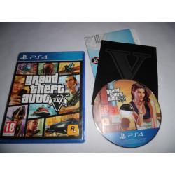 Jeu Playstation 4 - Grand Theft Auto V - PS4