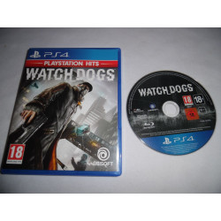 Jeu Playstation 4 - Watch Dogs - PS4