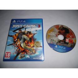 Jeu Playstation 4 - Just Cause 3 - PS4