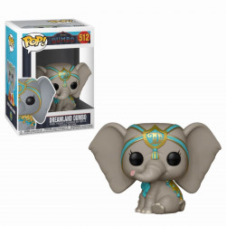 Figurine - Pop! Disney - Dumbo - Dreamland Dumbo - Vinyl - Funko