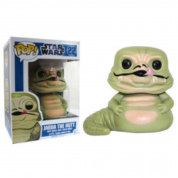 Figurine - Pop! Movies - Star Wars - Jabba the Hutt - Vinyl - Funko
