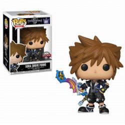 Figurine - Pop! Games - Kingdom Hearts 3 - Sora (Drive Form) - Vinyl - Funko