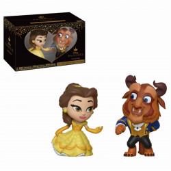 Figurine - Mini Vinyl - Disney - Belle et la Bête - Vinyl - Funko