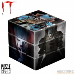 Figurine - IT / Ca - Cube Puzzle Pennywise - Mezco Toys