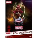 Figurine - Marvel - D-Select - Iron Spider-Man Diorama - Beast Kingdom Toys
