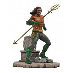 Figurine - DC Gallery - Aquaman - Aquaman - Diamond Select