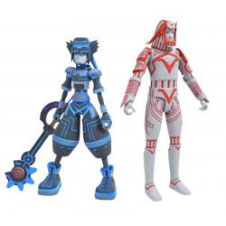 Figurine - Kingdom Hearts - Sora & Sark - Diamond Select