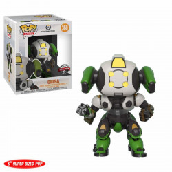 Figurine - Pop! Games - Overwatch - Orisa OR-15 Skin - Vinyl - Funko