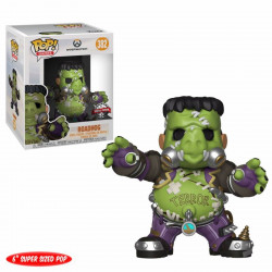 Figurine - Pop! Games - Overwatch - Roadhog Junkenstein's Monster - Vinyl - Funko