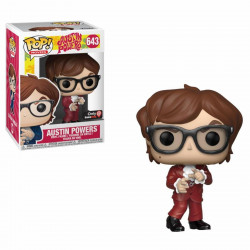 Figurine - Pop! Movies - Austin Powers - Austin Powers Red Suit - Funko