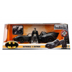 Réplique - Batman 1989 - Batmobile 1/24 - Jada Toys
