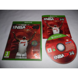 Jeu Xbox One - NBA 2K14