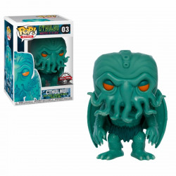 Figurine - Pop! Books - Cthulhu (Neon Green) - Vinyl - Funko