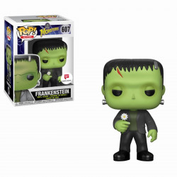 Figurine - Pop! Movies - Monsters - Frankenstein (Flower) - Funko