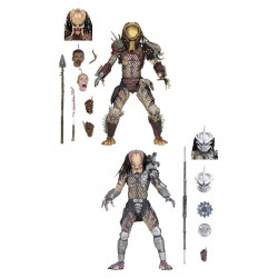 Figurine - Predator - Ultimate Bad Blood and Enforcer - NECA