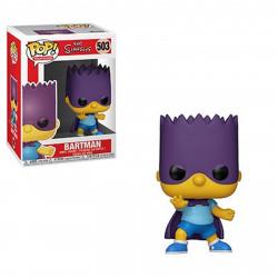 Figurine - Pop! TV - The Simpsons - Bartman - Vinyl - Funko