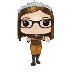 Figurine - Pop! TV - The Big Bang Theory - Amy - Vinyl - Funko
