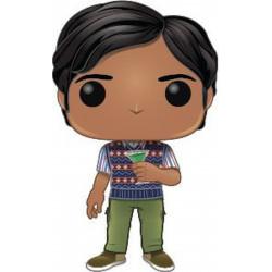 Figurine - Pop! TV - The Big Bang Theory - Raj - Vinyl - Funko