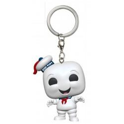 Porte-clé - Pocket Pop! Keychain - Ghostbusters - Stay Puft - Funko