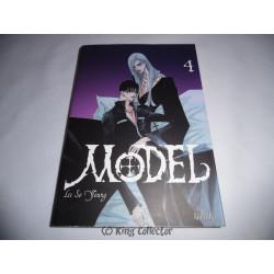 Manga - Model - Volume n° 4 - Lee So Young