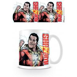 Mug / Tasse - DC Comics - Shazam - Flexing Up a Storm - Pyramid International