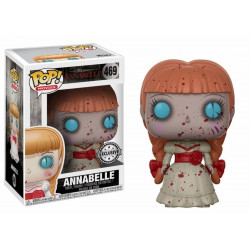 Figurine - Pop! Movies - The Conjuring - Annabelle Bloody - Vinyl - Funko