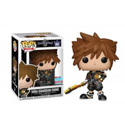 Figurine - Pop! Games - Kingdom Hearts 3 - Sora (Guardian Form) - Vinyl - Funko