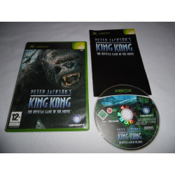 Jeu Xbox - Peter Jackson's King Kong The Official Game of the Movie