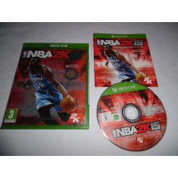 Jeu Xbox One - NBA 2K15
