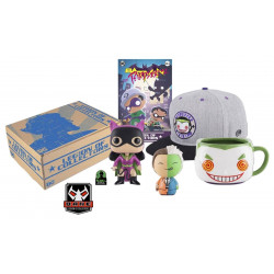 Coffret - DC Legion of Collector - Box Batman Villains - Funko