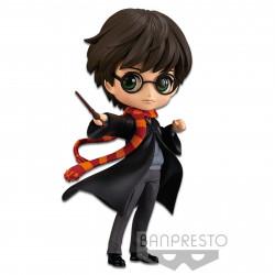 Figurine - Harry Potter - Q Posket - Harry Normal Color Version - Banpresto