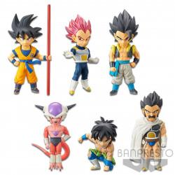 Figurine - Dragonball Super The Movie - WCF Vol.1 - 6 modèles - Banpresto