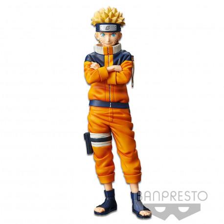 Figurine - Naruto Shippuden - Grandista - Shinobi Relations vol 2 - Banpresto