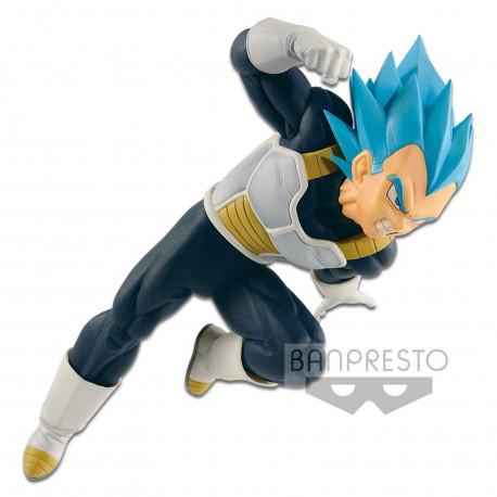 Figurine - Dragon Ball Super - Ultimate Soldiers vol. 3 - SSGSS Vegeta - Banpresto